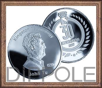 Изображение - Изготовление сувенирных монет kingston